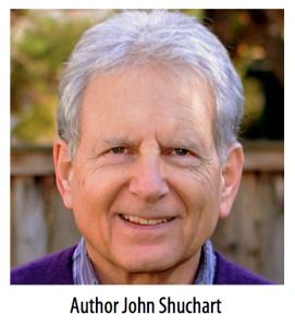 John headshot with caption